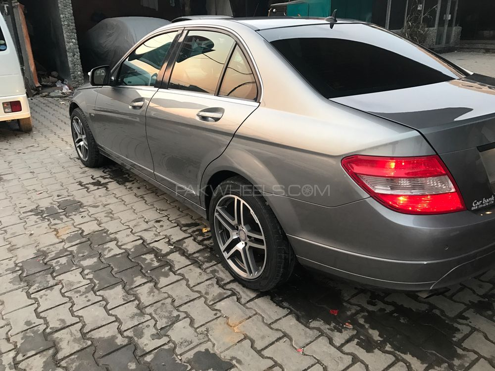 mercedes benz c class c180 2007 for sale in rawalpindi. Black Bedroom Furniture Sets. Home Design Ideas