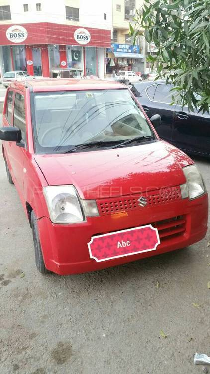 Suzuki Alto EII 2004 Image-1