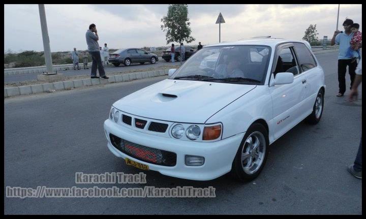 Toyota Starlet 84 For Sale In Karachi: Toyota Starlet Turbo For Sale In Karachi