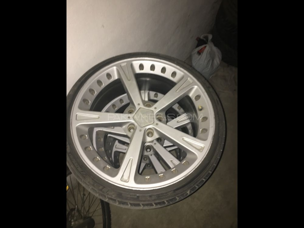 18 inch bmw e36 rims with tyres 225 35 18 for sale in. Black Bedroom Furniture Sets. Home Design Ideas