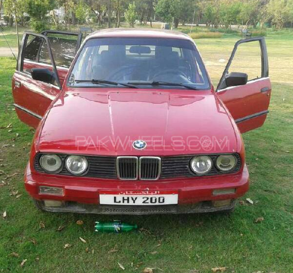 BMW 3 Series 316i 1990 For Sale In Islamabad