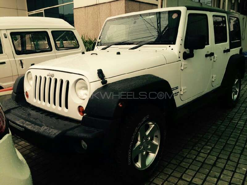 jeep wrangler mountain 2012 for sale in lahore