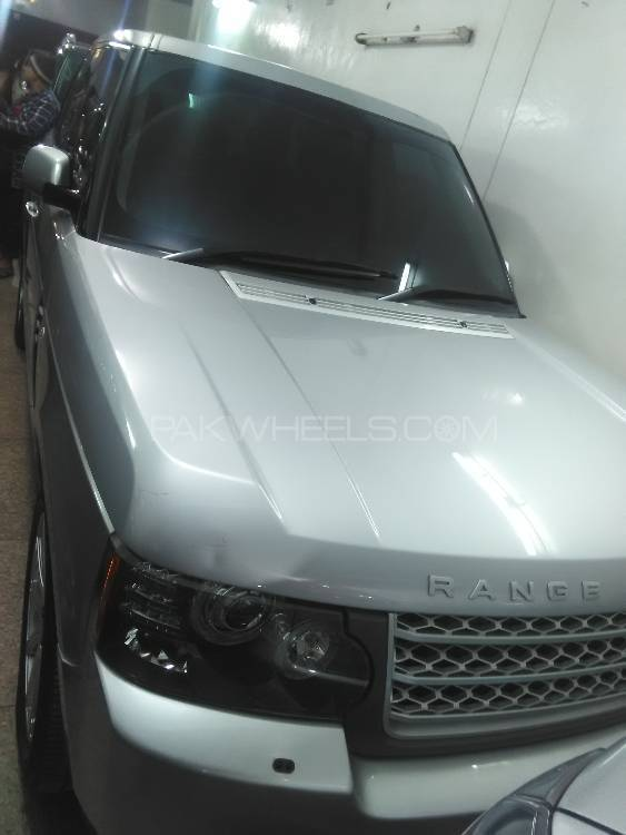 Range Rover Vogue Supercharged 4.2 V8 2005 Image-1