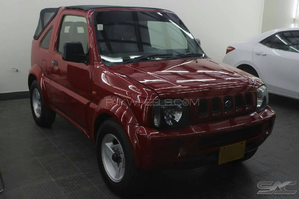 Suzuki Jimny 2001 Image-1