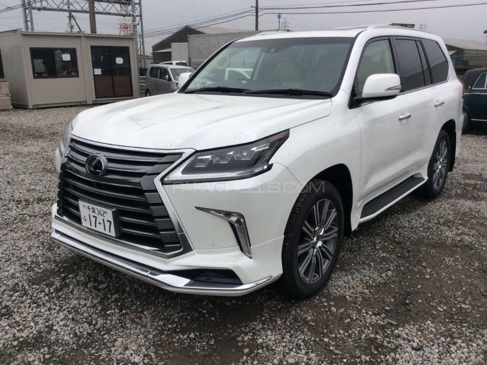 lexus lx series lx570 2016 for sale in lahore pakwheels. Black Bedroom Furniture Sets. Home Design Ideas