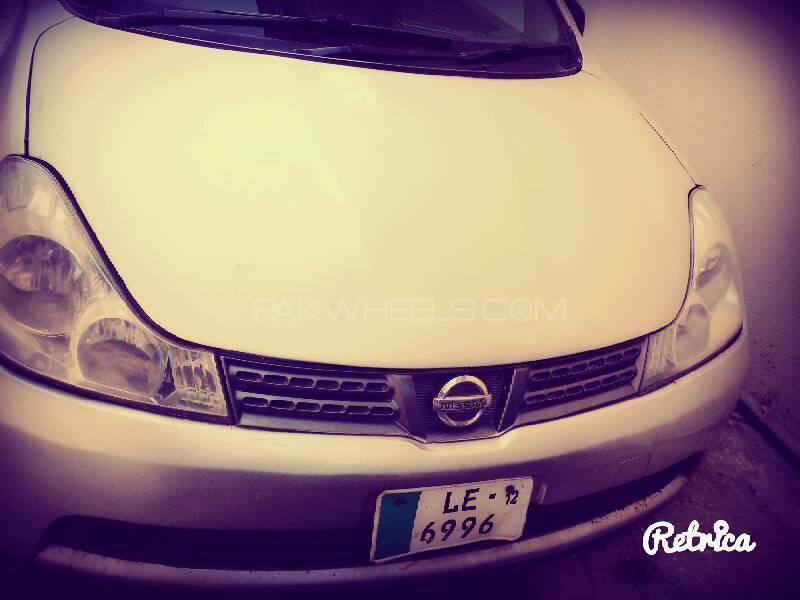 Nissan Wingroad Rider 1.5 2006 Image-1
