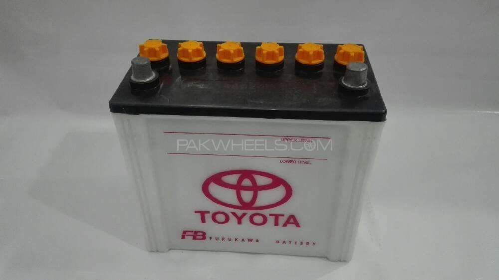 Battery Toyota Corolla Genuine -MC  in Lahore