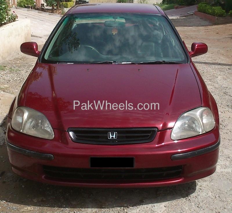 Hyundai Civic For Sale: Used Honda Civic VTi 1997 Car For Sale In Rawalpindi