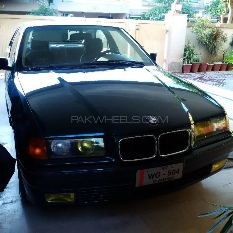 BMW 3 Series 318i 1996 For Sale In Islamabad