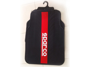 Floor Mat Universal - SPARCO Red Line in Lahore