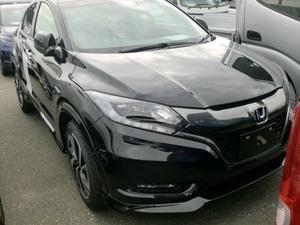 Honda vezel hybrid rs