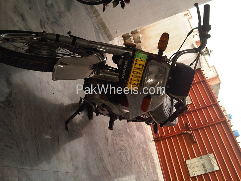 Used Honda CD-70 2007 Bike for sale in Lahore - Used Bike 98737 - 1502690