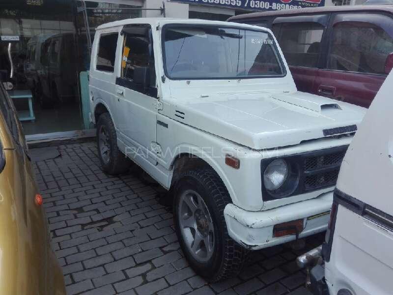 Suzuki Potohar 2017 >> Suzuki Potohar Basegrade 1991 for sale in Lahore | PakWheels