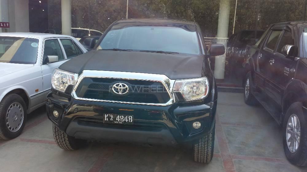 Toyota Tacoma 2012 Image-1