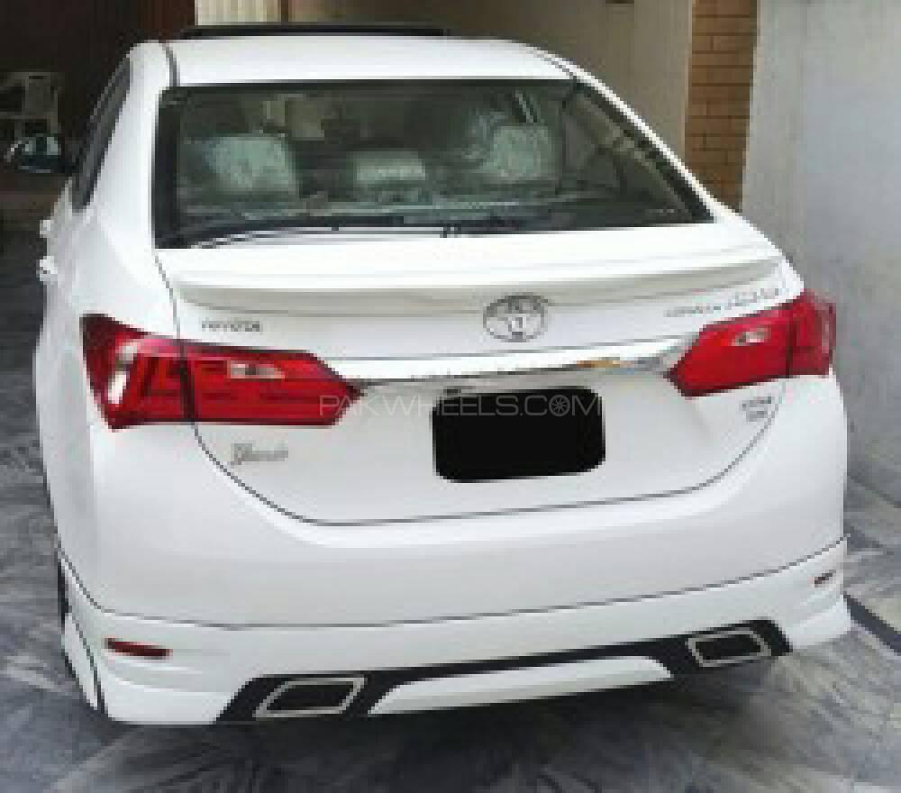 Toyota Corolla 2014-2016 Bodykits For Sale In Lahore
