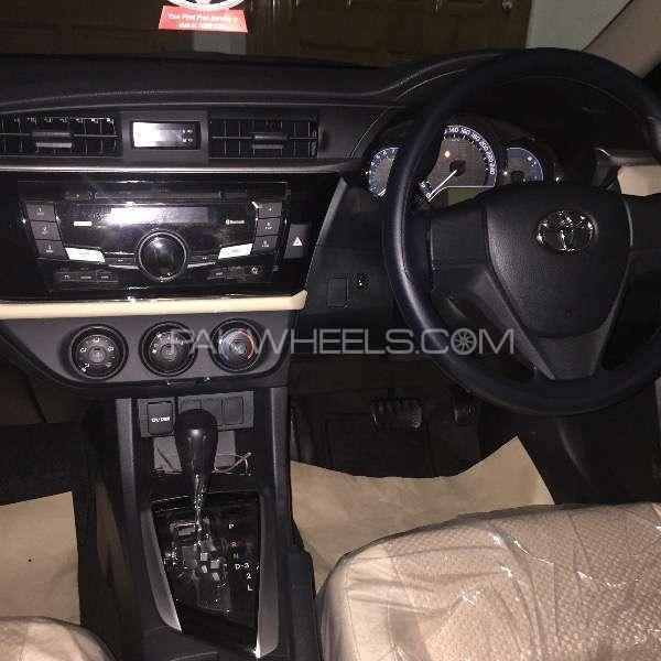 Toyota Corolla Gli Automatic 1 3 Vvti 2017 For In La