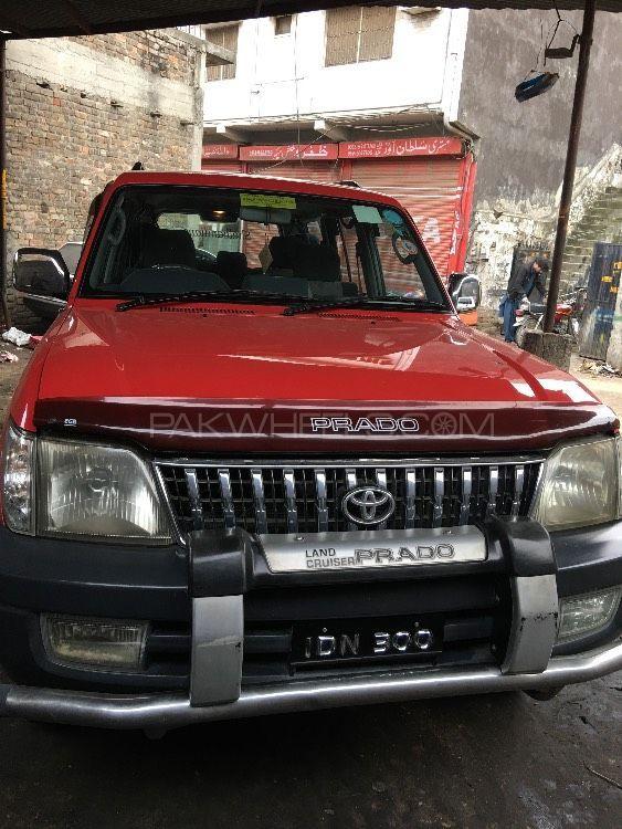 Toyota Prado 1999 Image-1
