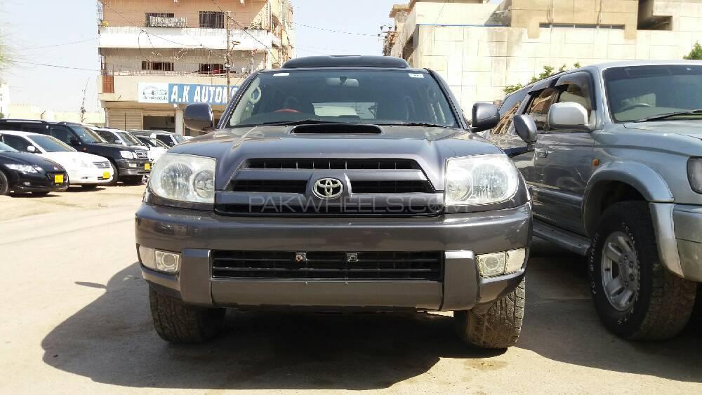 Toyota Surf 2003 Image-1