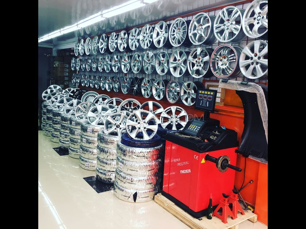 JAPAN TYRES ISLAMABAD Image-1