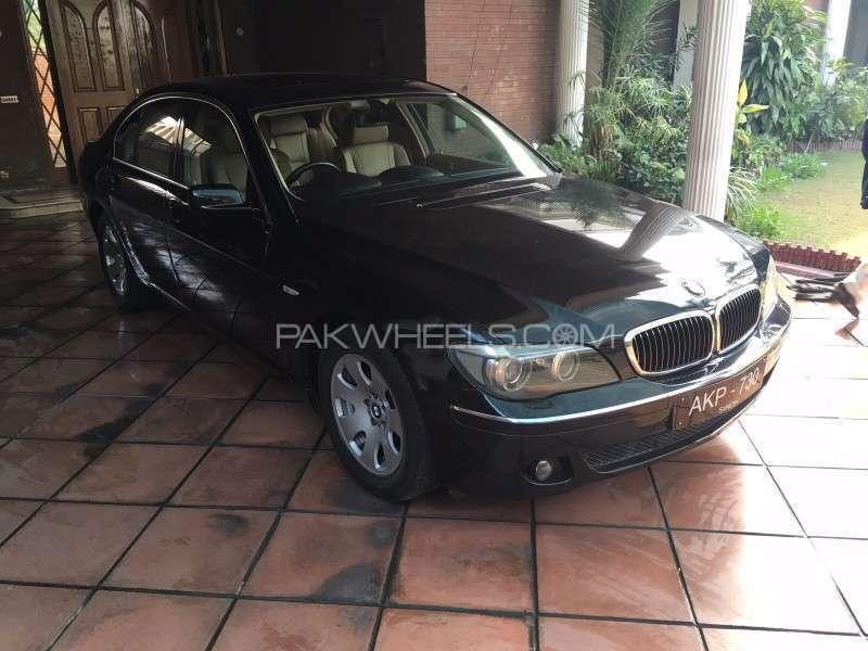BMW 7 Series 730i 2006 Image-1