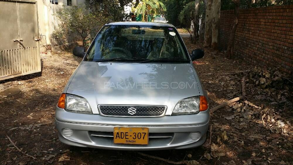 Suzuki Cultus VX 2001 Image-1