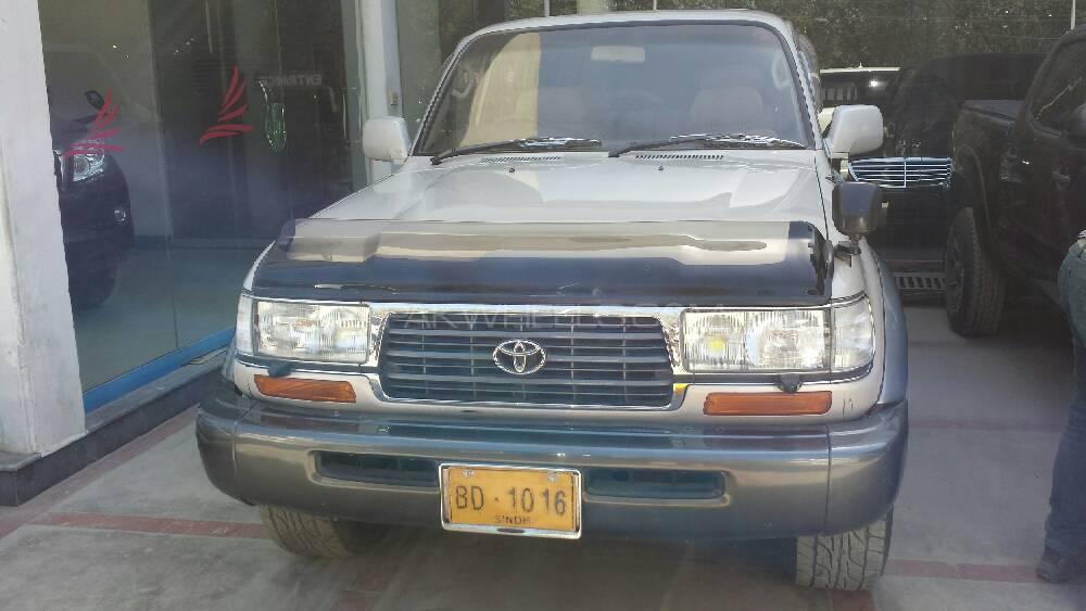Toyota Land Cruiser VX 4.5 1995 Image-1