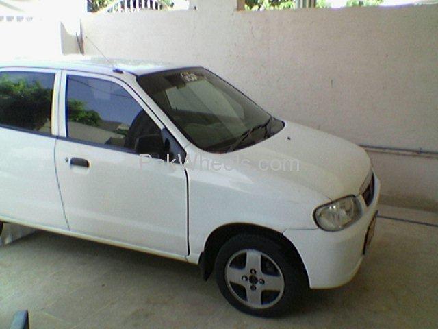 Suzuki Alto VXR (CNG) 2007 Image-3