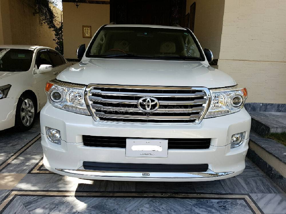 Toyota Land Cruiser ZX For Sale In Islamabad PakWheels - Sports cars for sale in islamabad