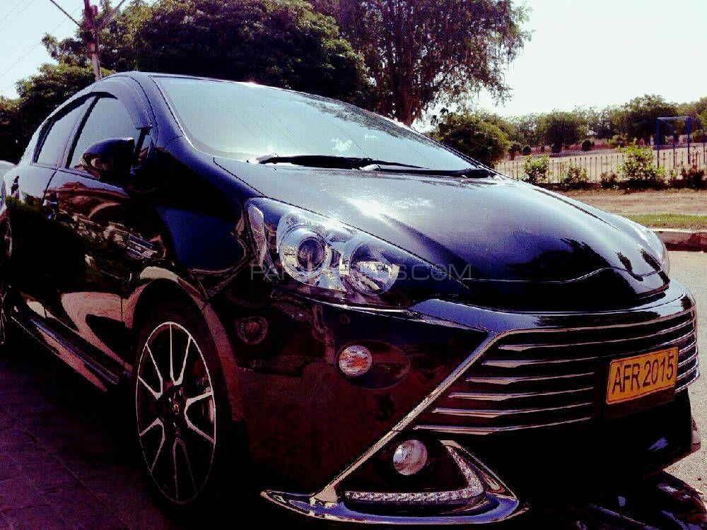 Toyota Aqua 2012 Image-1