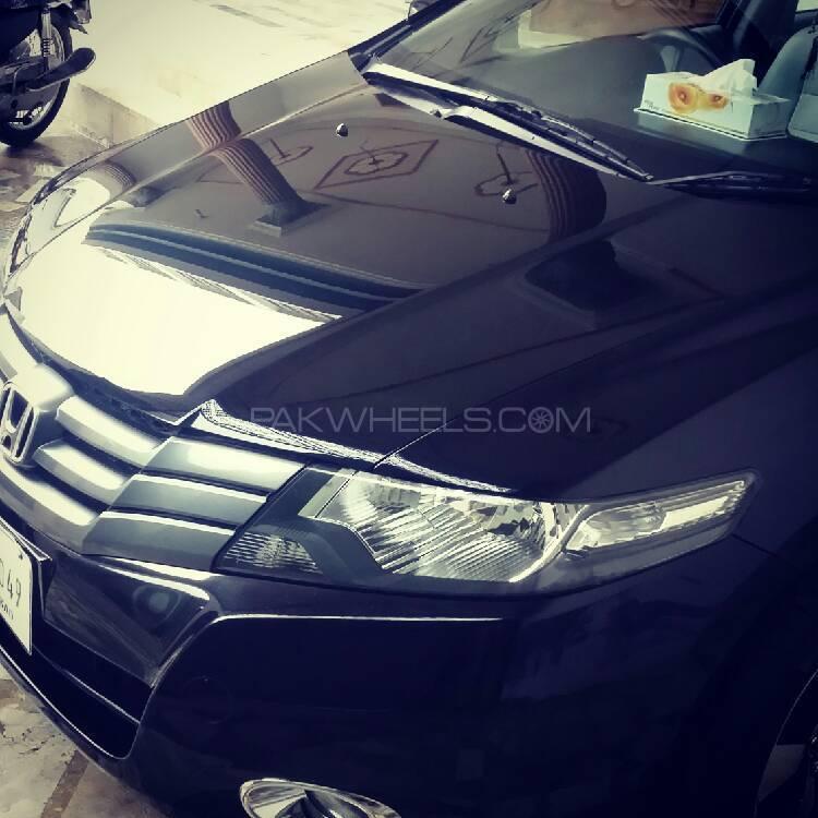 Honda City 2014 Image-1