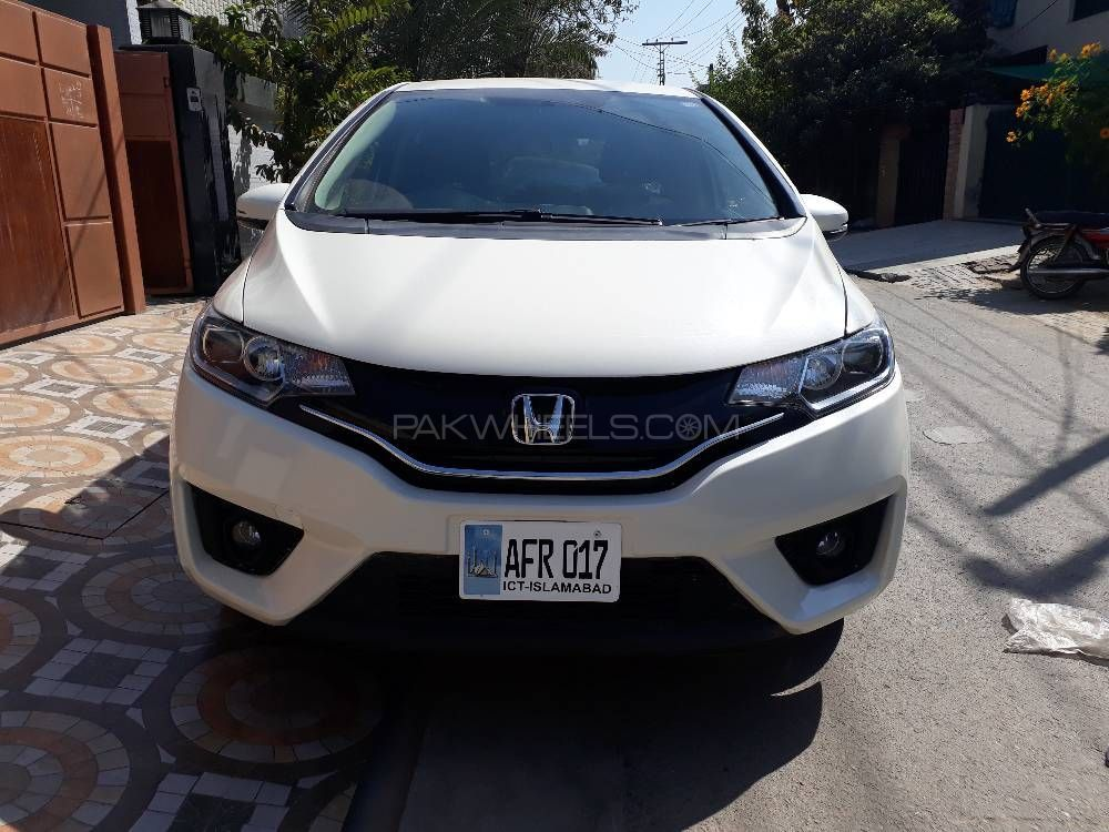 Honda Fit L Package 2014 Image-1