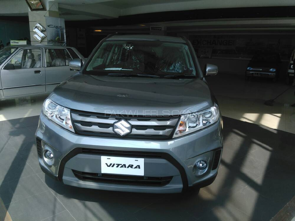 Suzuki Vitara Gl 1 6 2017 For Sale In Lahore Pakwheels