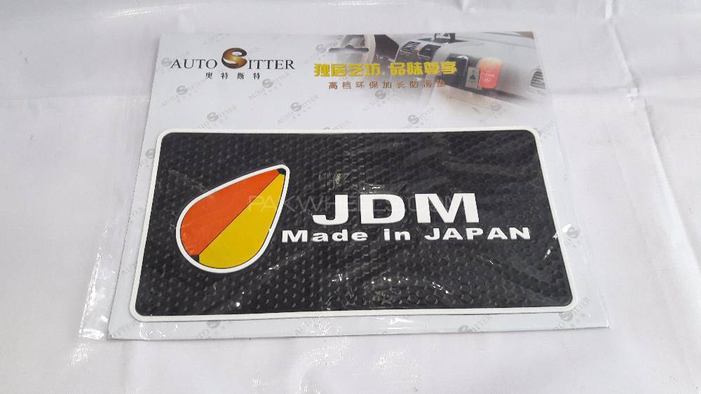 Non Slip Mat for Dashboard JDM Made in Japan Image-1