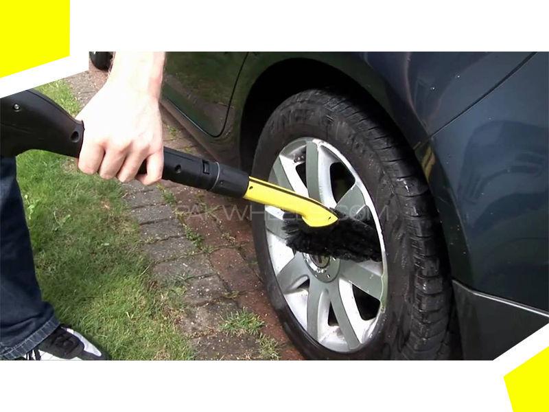 KARCHER Wheel Rim Cleaning Brush Image-1