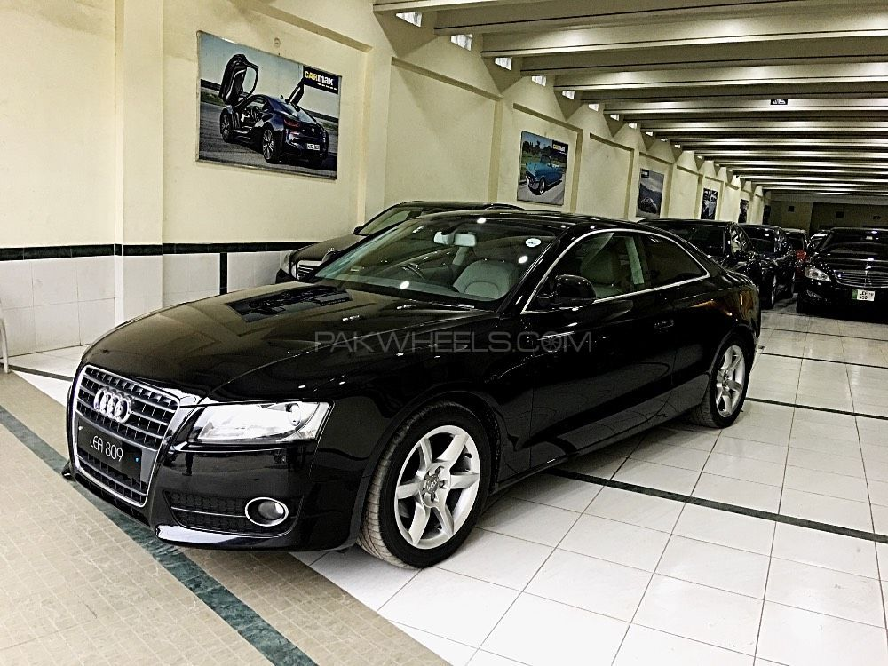 audi a5 1 8 tfsi 2008 for sale in lahore pakwheels. Black Bedroom Furniture Sets. Home Design Ideas