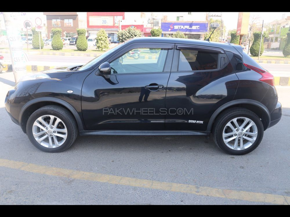 Nissan Juke 15rx Type V 2011 For Sale In Lahore Pakwheels