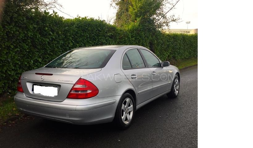 Mercedes Benz E Class E200 2004 For Sale In Islamabad