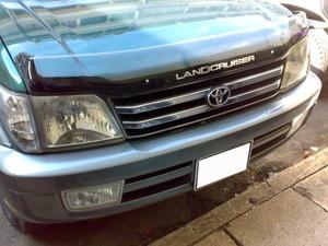 Bonnet Guard FJ90 2005-2008 in Lahore