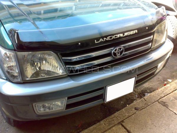 Bonnet Guard Toyota Land Cruiser FJ90 2005-2008 in Lahore