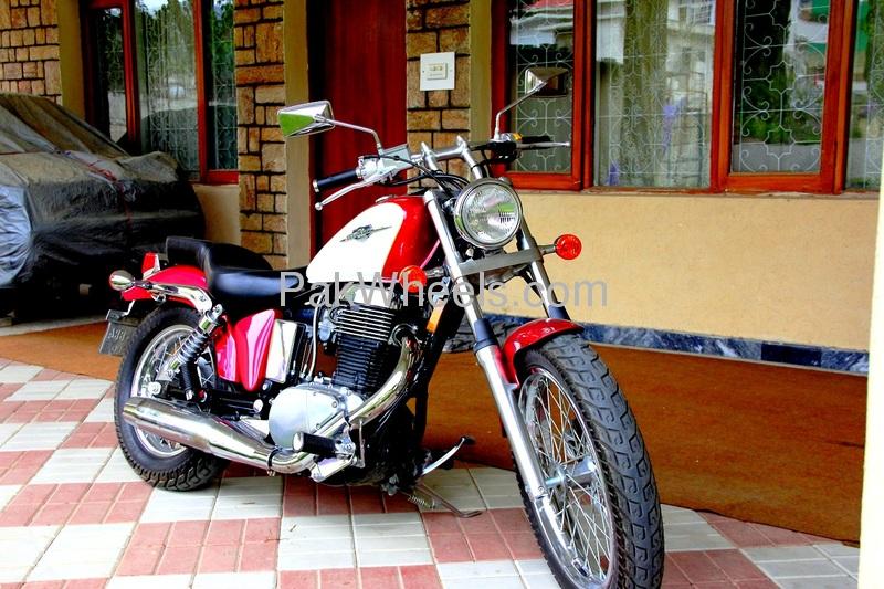 used suzuki boulevard s40 2009 bike for sale in islamabad - 98353