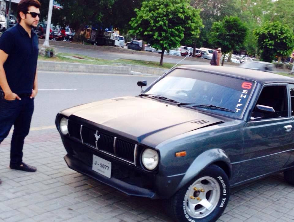 toyota corolla 2 0d 1979 for sale in lahore pakwheels. Black Bedroom Furniture Sets. Home Design Ideas