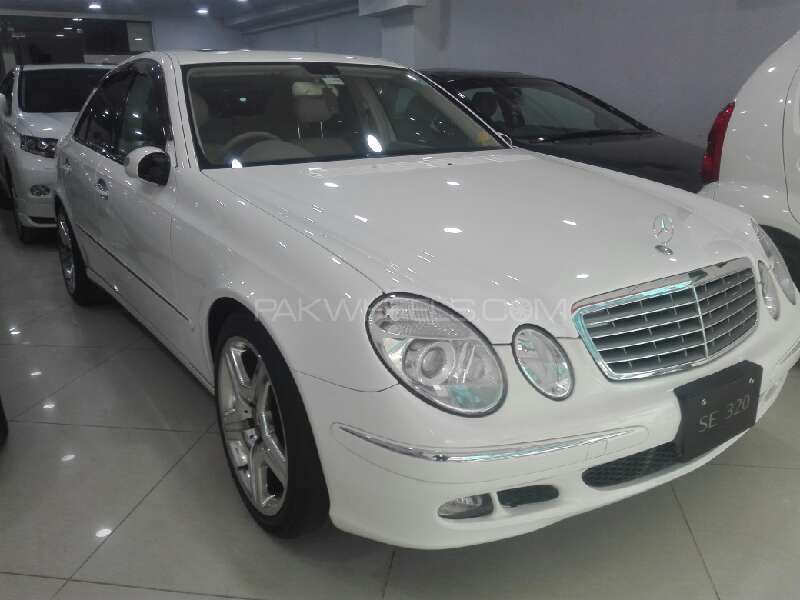 Mercedes benz e class e320 2005 for sale in islamabad for 2005 e320 mercedes benz