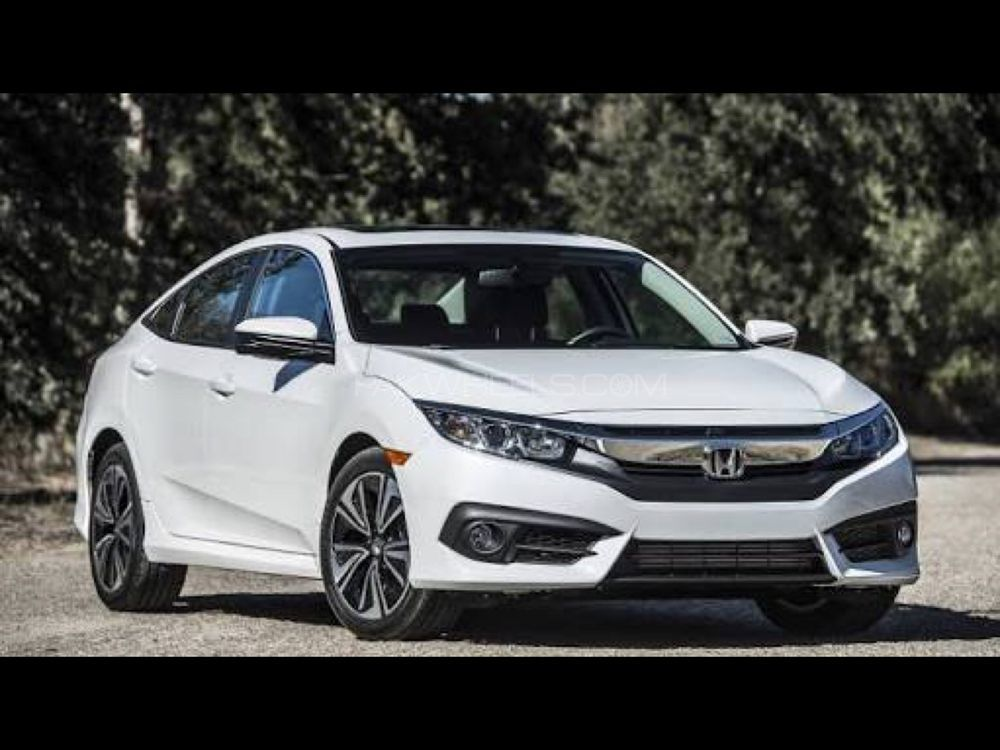 Honda civic 2017 for sale in lahore pakwheels for Used 2017 honda civic