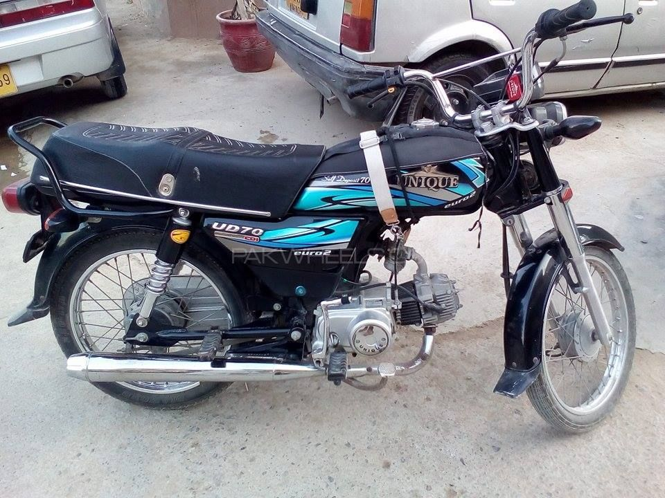 Used Unique UD 70 2016 Bike for sale in Karachi - 183058 ...