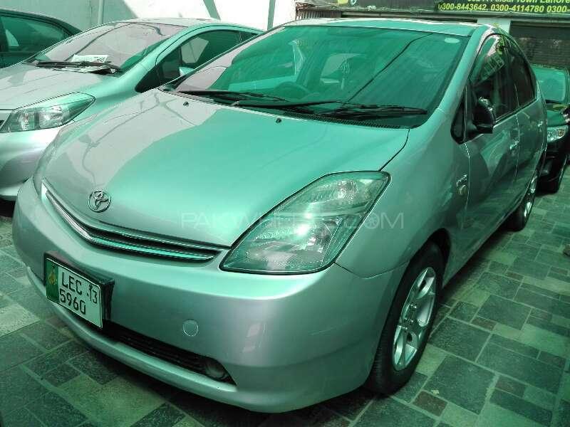 Toyota Prius S 1.5 2007 Image-1