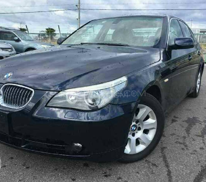 2005 Bmw For Sale: BMW 5 Series 2005 For Sale In Lahore