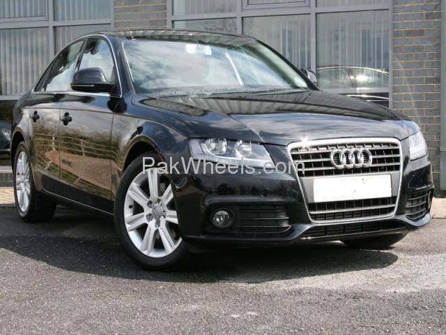 Audi A4 2.0 TFSI 2009 Image-1