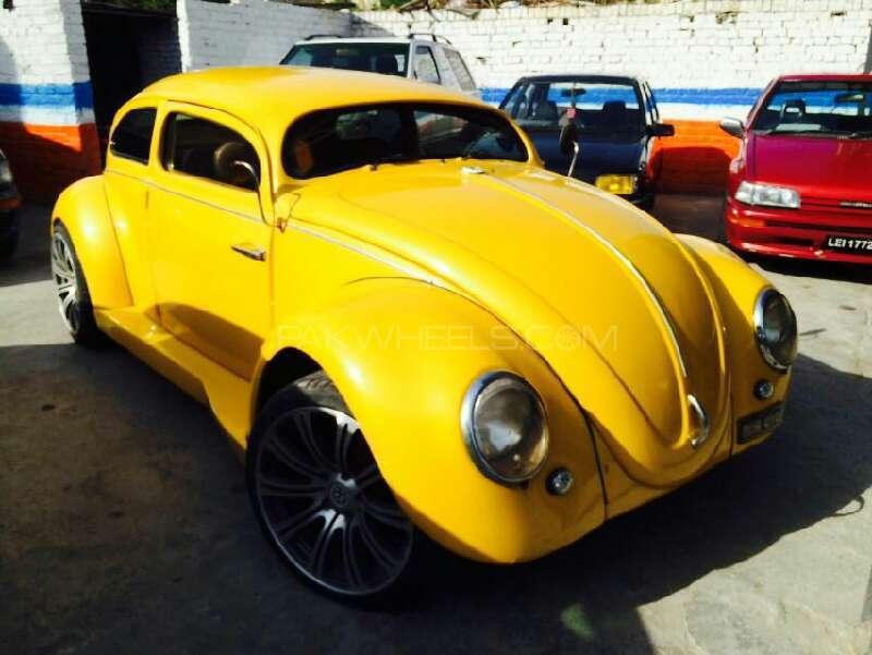 Volkswagen Beetle 1200 1982 Image-1