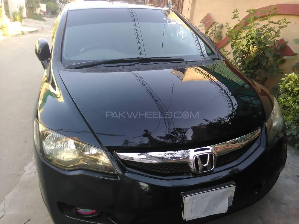 Honda Civic Hybrid MXST 2009 Image-1