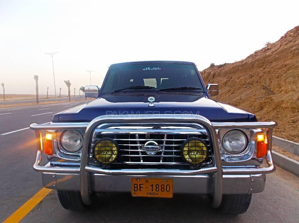 Nissan Patrol 1997 Image-1
